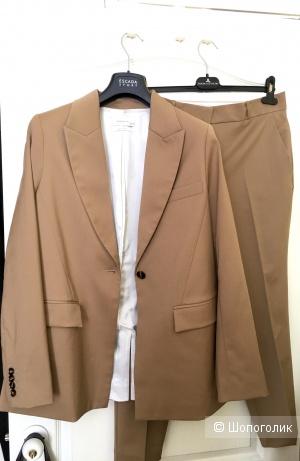 Костюм брючный, Reserved, размер пиджак 40 (46-48) и брюки 42 (48 росс.)