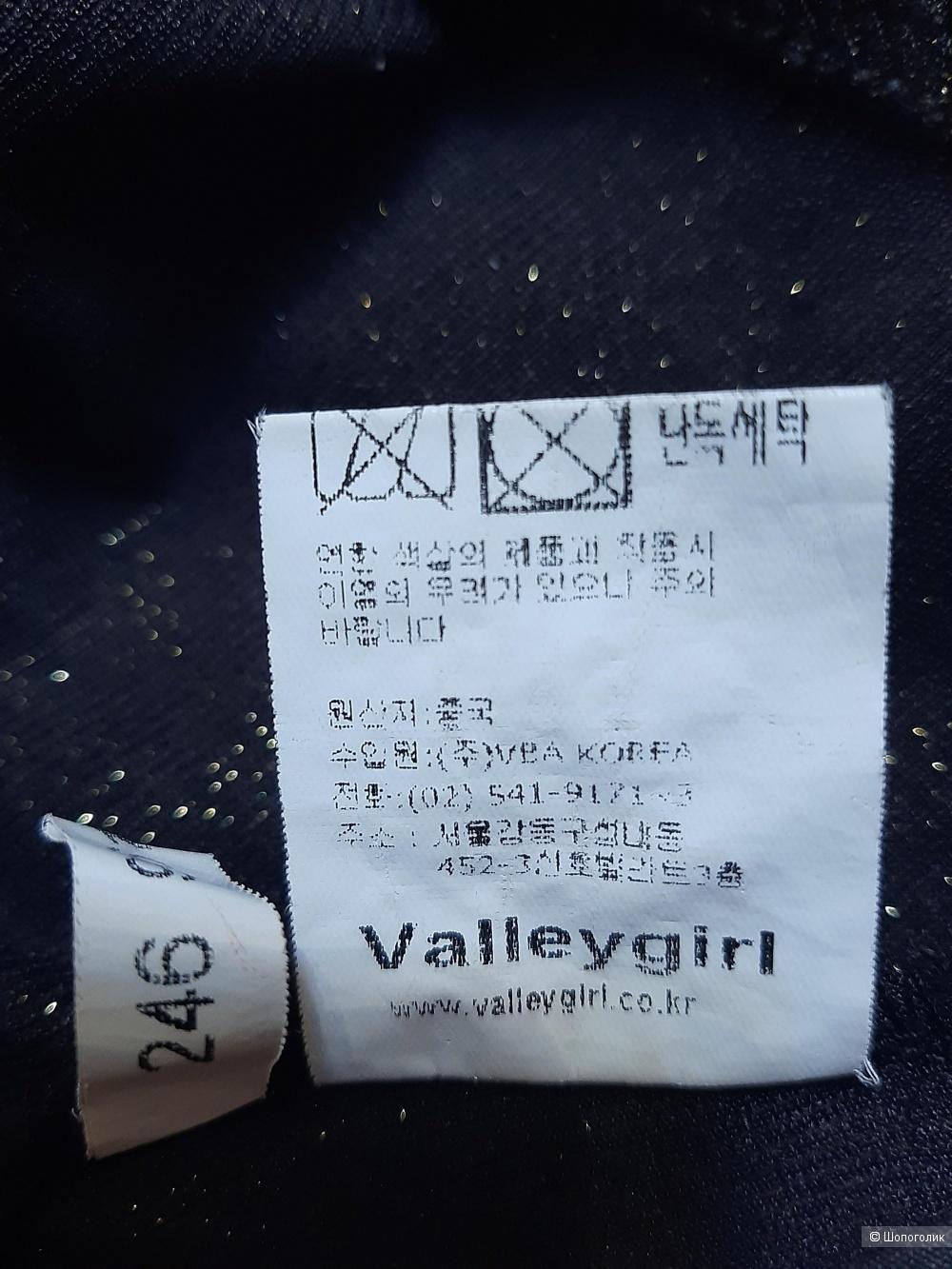 """БЛУЗКА """"Valleygirl"""" размер 48-50-52."""