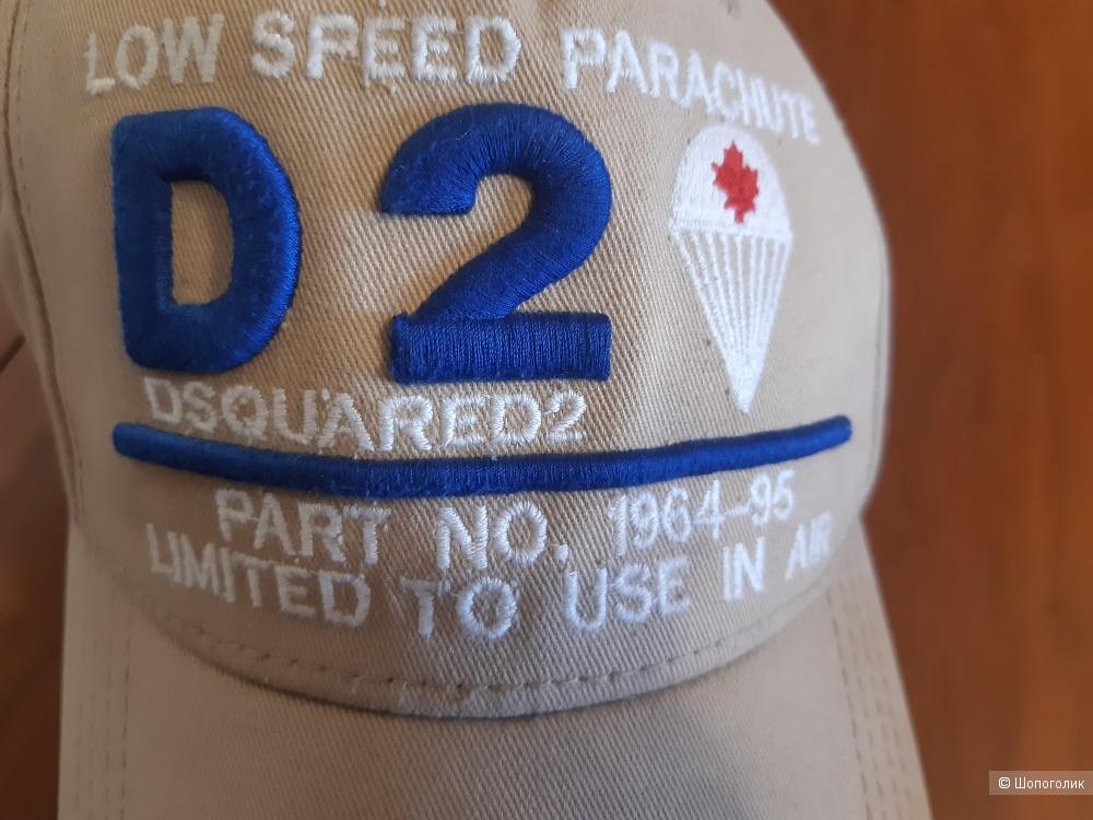 """Кепка бейсболка """"Dsquared2"""""""