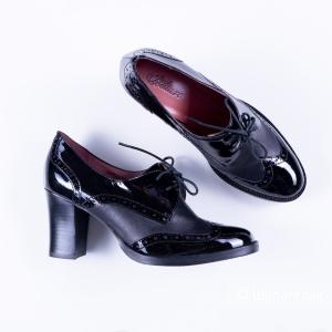 Туфли женские, Just Couture, 37 размер, натуральная кожа