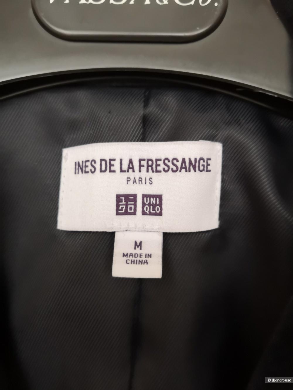 Пиджак Uniqlo Ines de la Fressange разм. М