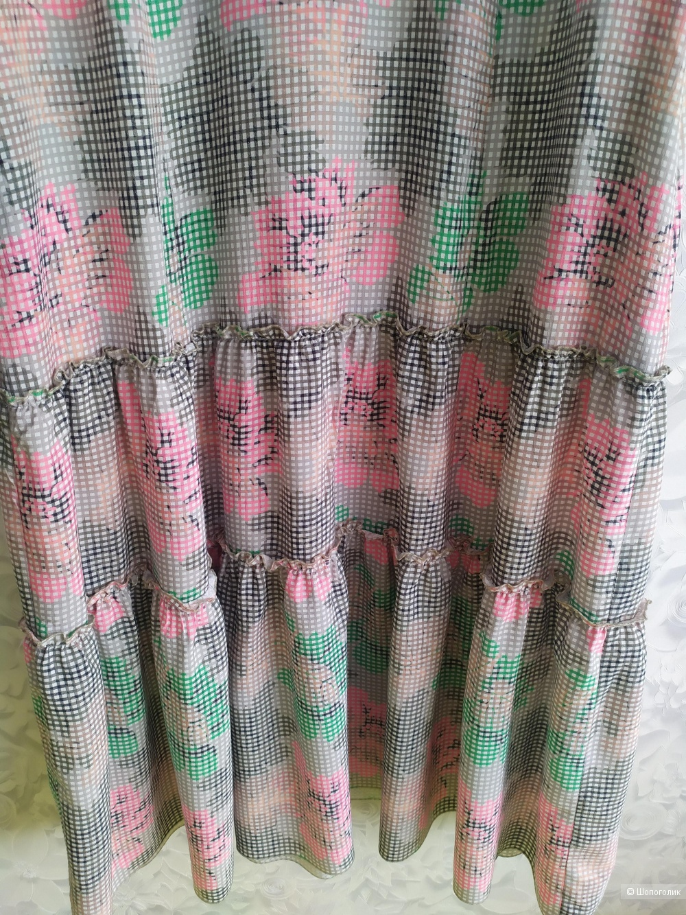 Платье Caterina Leman  размер 50