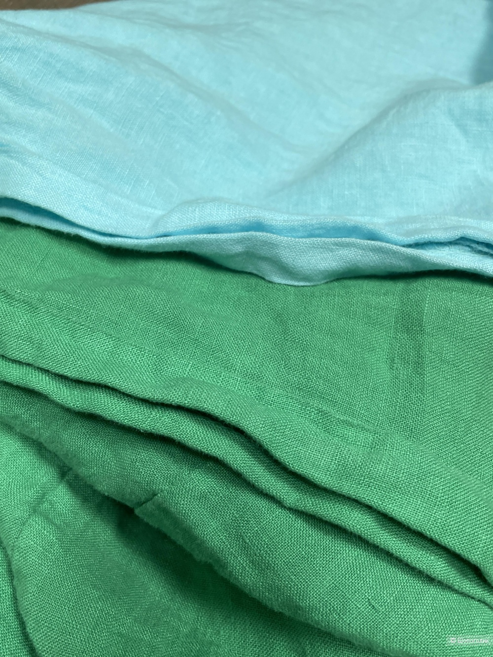 Платье maxi 100%LINO, 42-48