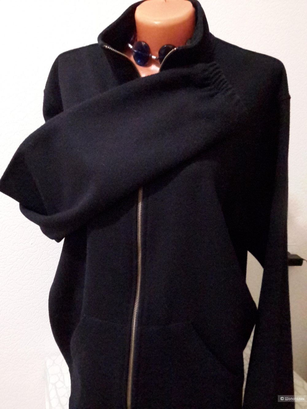 Куртка-толстовка HESSNATUR, размер XL 50/52