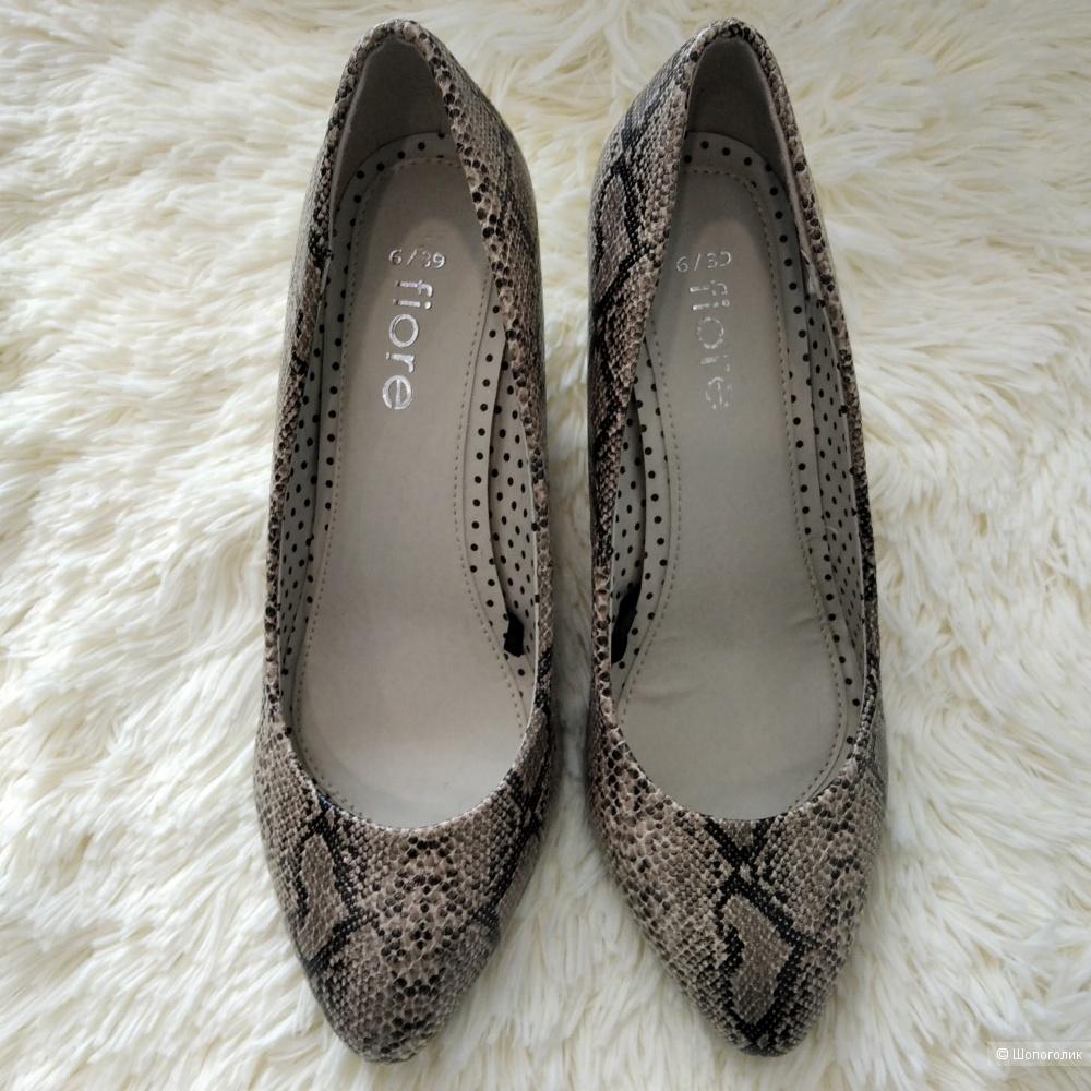 Туфли FIORE,размер 39