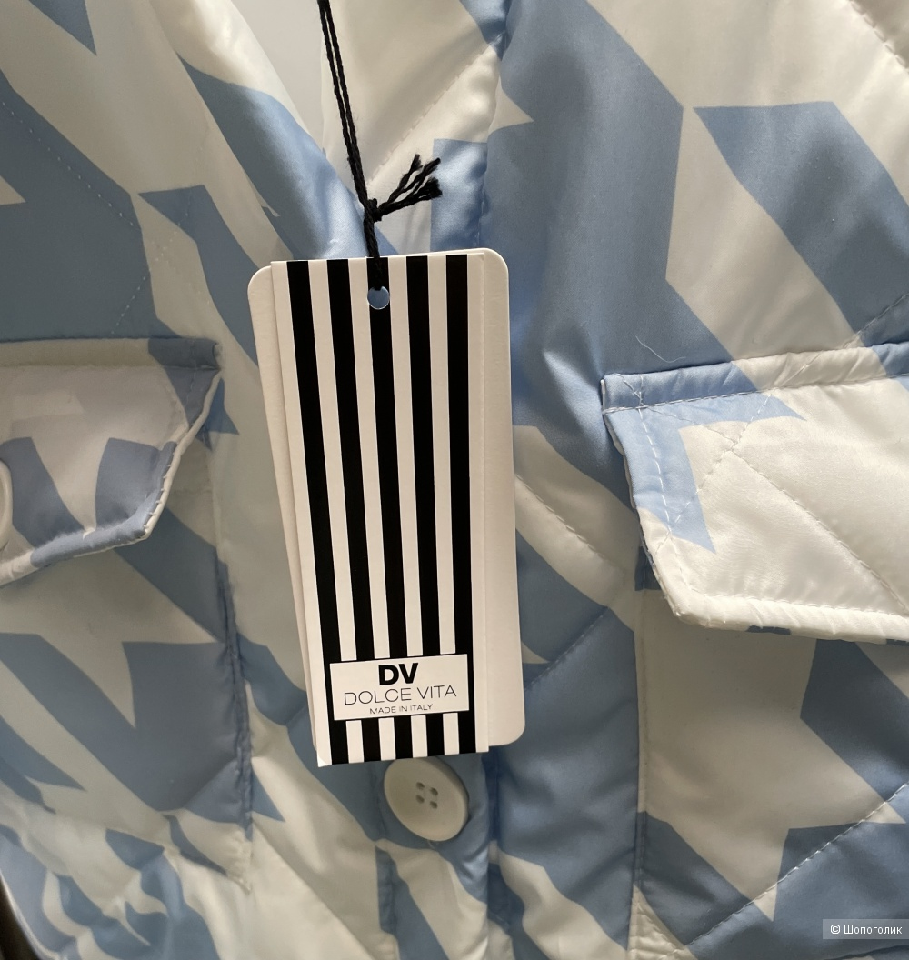 Куртка жакет гусиная лапка DOLCE VITA, 42-50