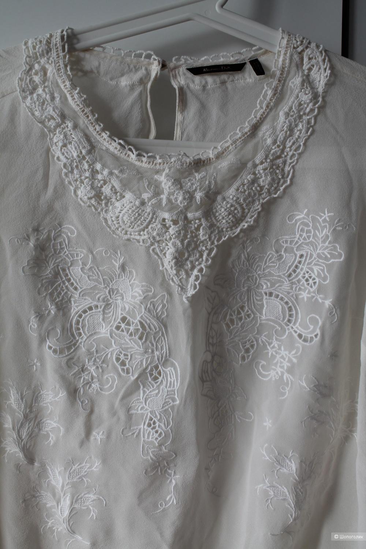 Блуза Massimo Dutti р. 46-48 EUR42/USA10/MEX32