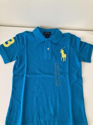 Рубашка-поло «Polo Ralph Lauren» размер 6