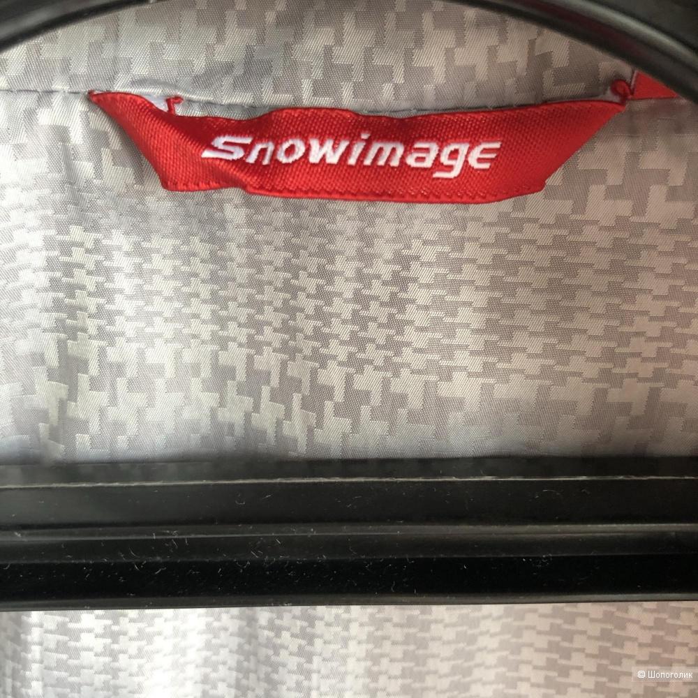 Тренч snowimage, размер 44-46