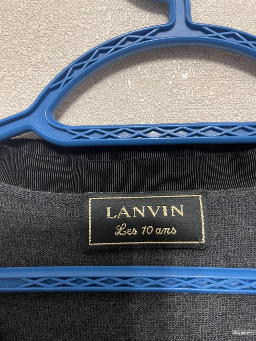 Джемпер Lanvin размер 48/50