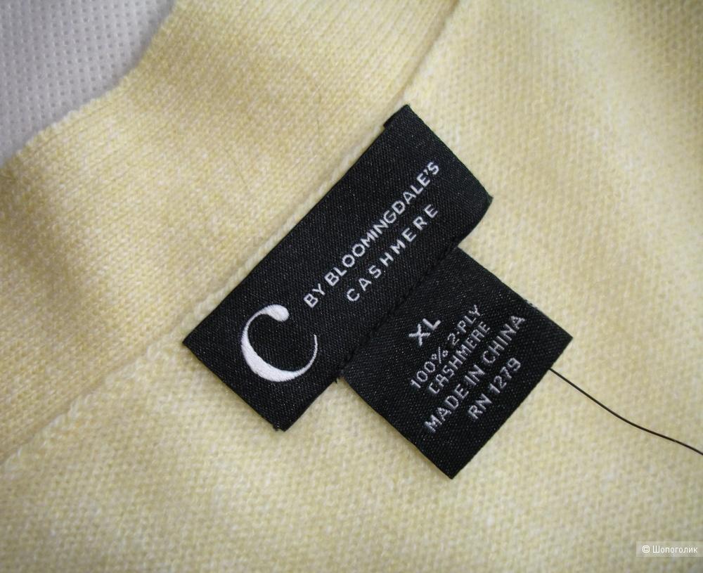 Кашемировая кофта C by Bloomingdale's, размер L
