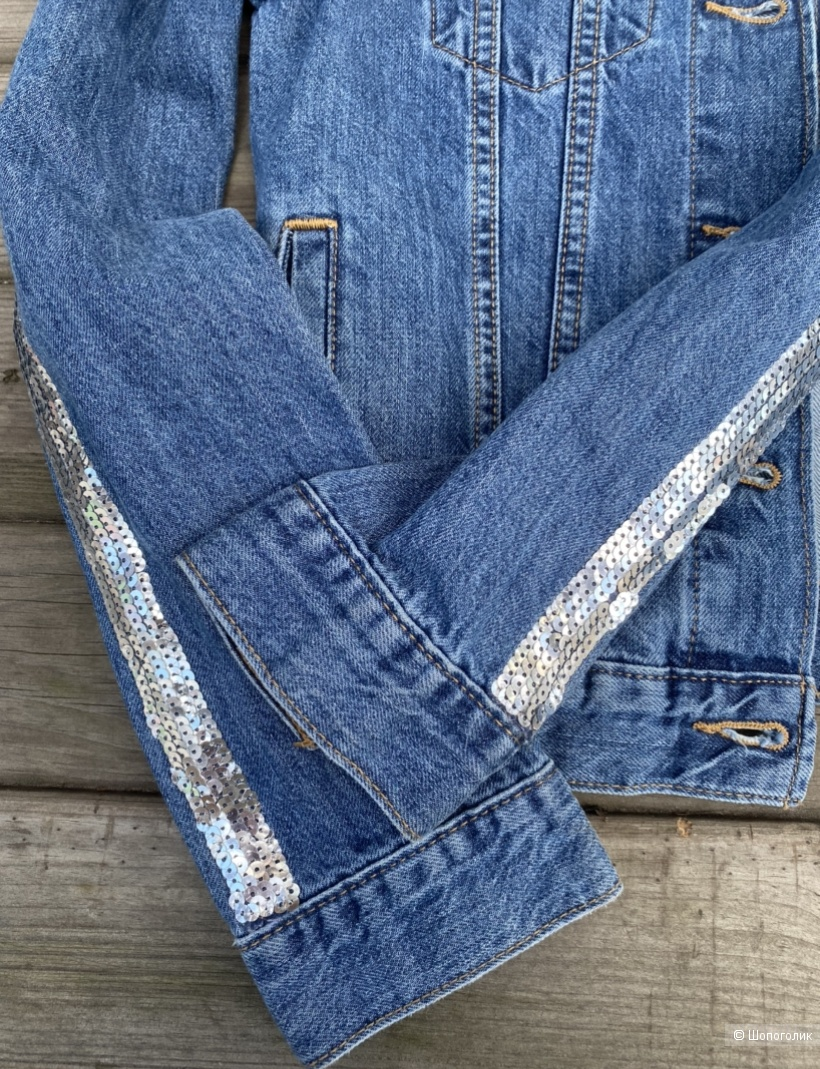 Джинсовая куртка Levi's, размер Xs