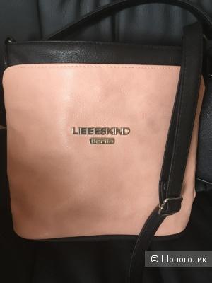 Сумка кросс-боди Liebeskind Berlin 22-24-6 см.