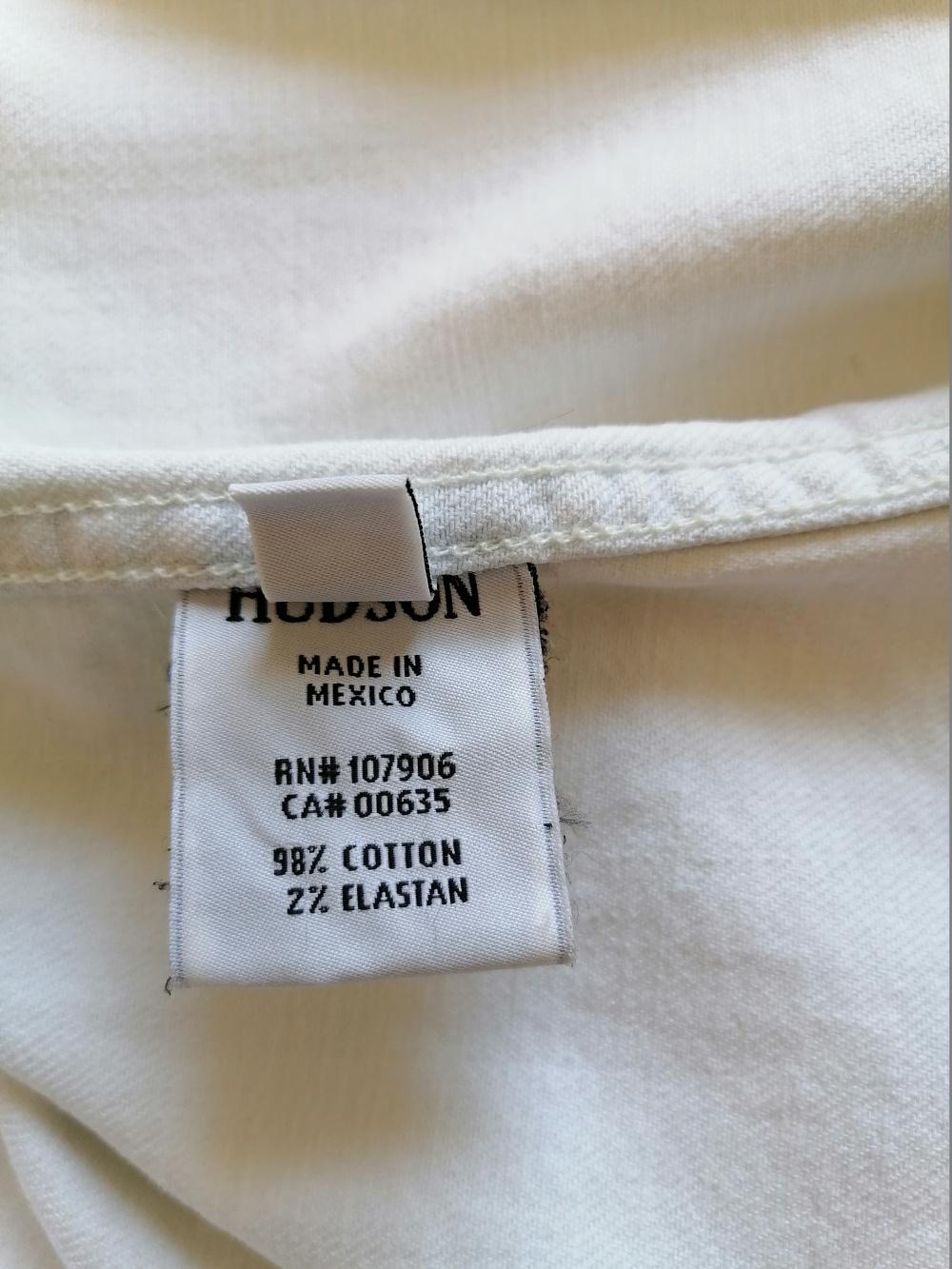 Рубашка джинсовая Hudson размер M