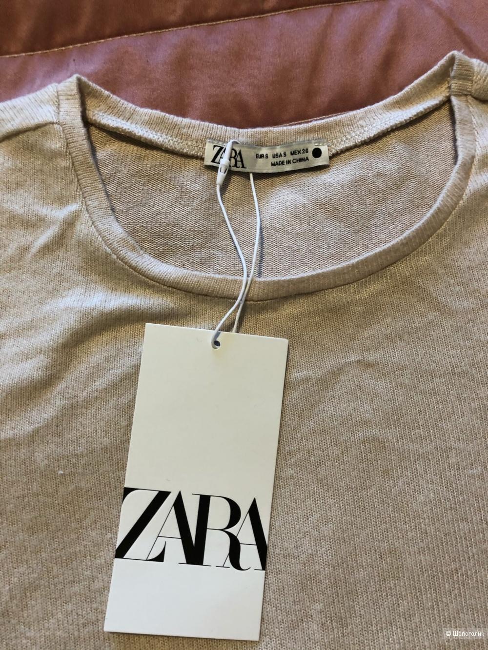 Джемпер Zara 44 размер