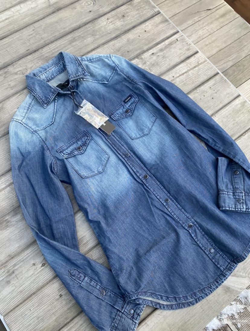 Рубашка Diesel, pp Xxs-Xs