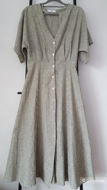 Платье - рубашка  MNG , размер 44+-