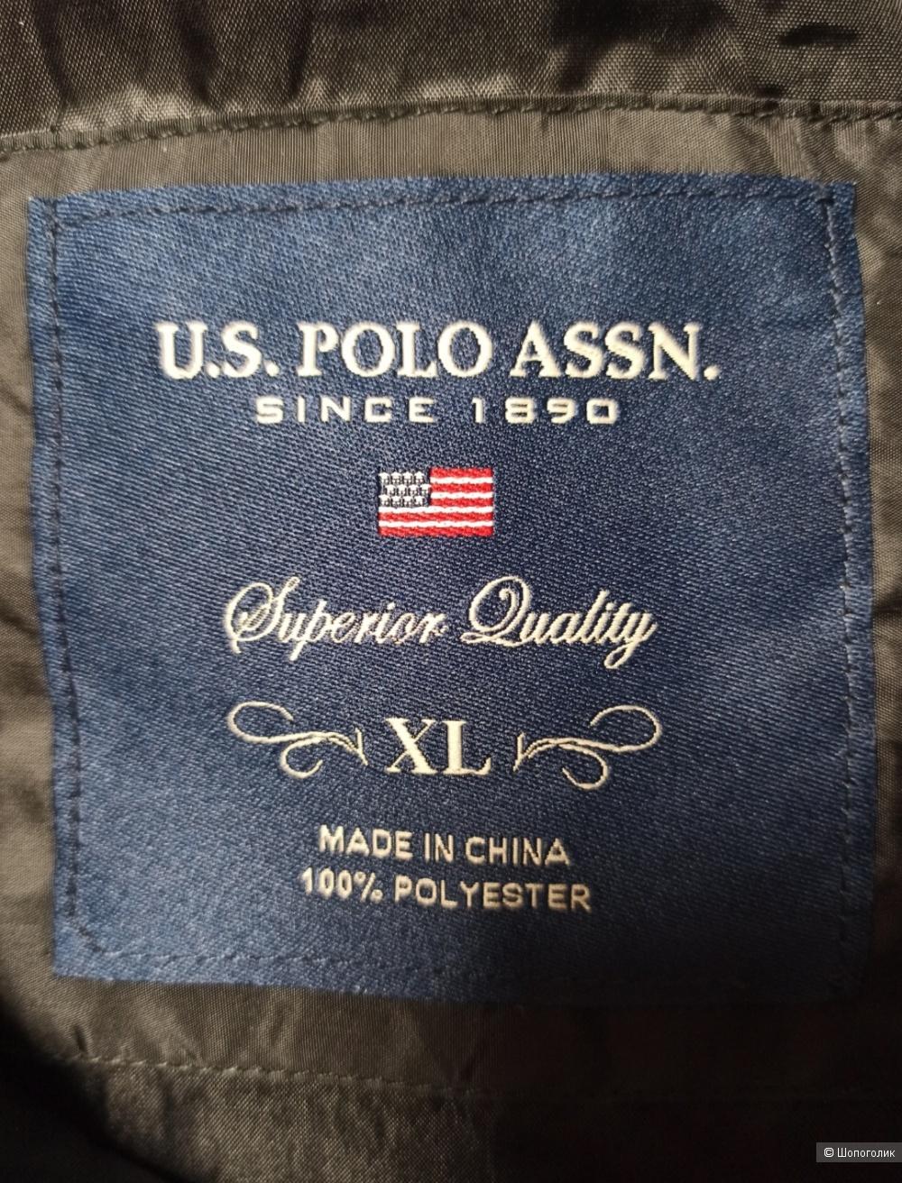 Жилет стёганый US.Polo Assn., размер L-XL