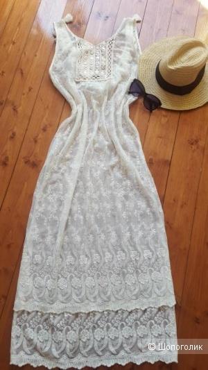 Платье- туника no name. размер 44-48