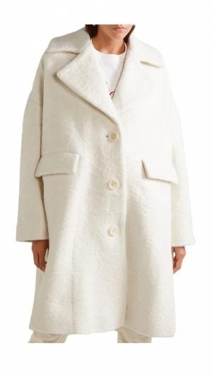 Пальто Ganni, размер М/L, фасон оверсайз