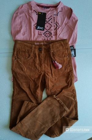 Сет футболка и брюки jbc размер 122/128