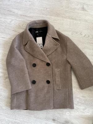 Пальто Zara, ovesize