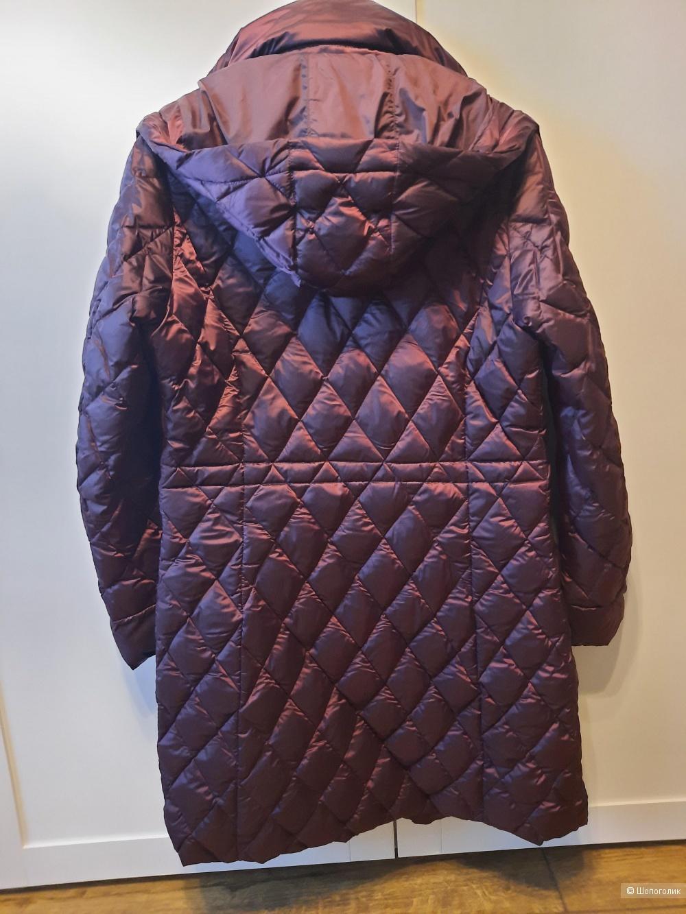 Пальто-плащ пуховое Geox 44 рус