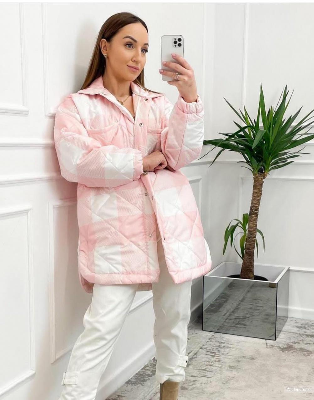 Куртка жакет Carla Giannini, oversize