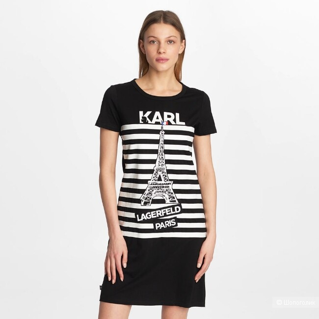 Платье Karl Lagerfeld Paris, размер XL.