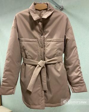 Женская куртка-рубашка р.42-46