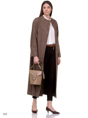 Шерстяное пальто Gamelia размер 48-50