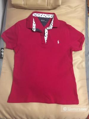 Рубашка-поло Polo by Ralph Lauren размер L/M