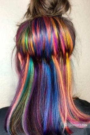 Пряди косички для наращивания/плетения/украшения волос, one size