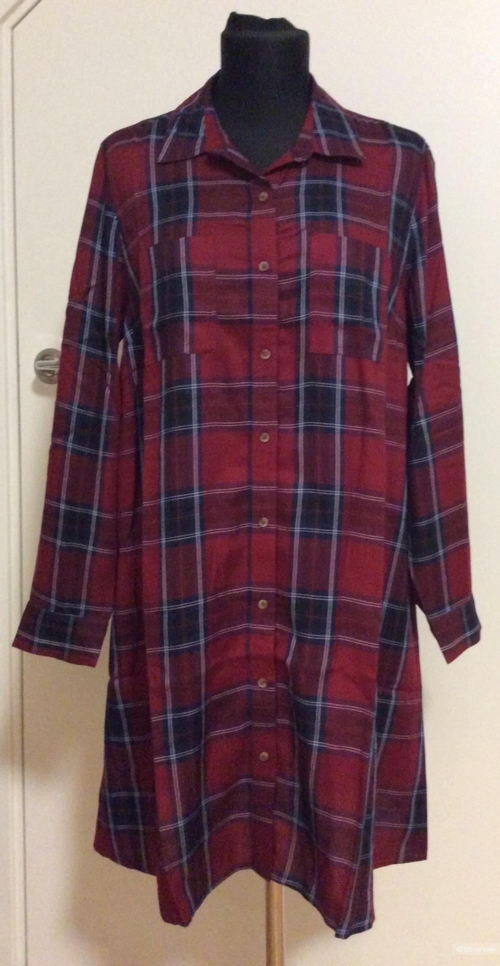 Платье-рубашка Old Navy р.L (на 46-48)