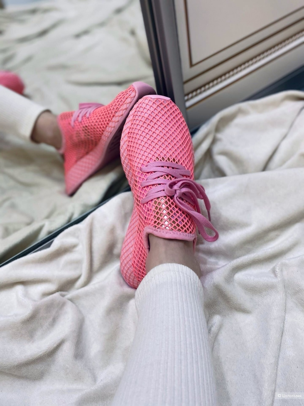 Кроссовки Adidas Deerupt 38-39 размер