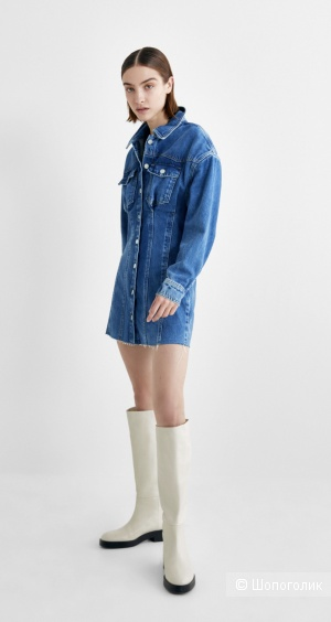 Сапоги Zara, 42 размер