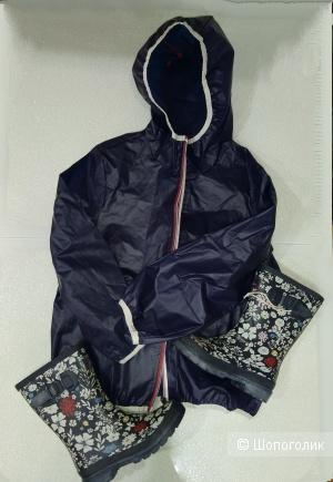 Сет куртка original Marines +сапоги joules размер 122/128/32