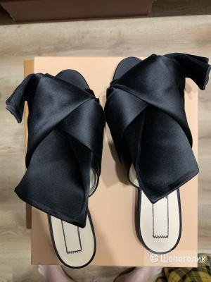 Новые сатиновые сандалии no 21! Ещё больше сниженаХD