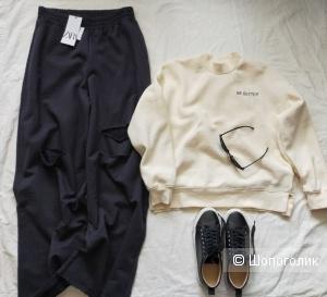 Брюки Zara размер M-L-XL