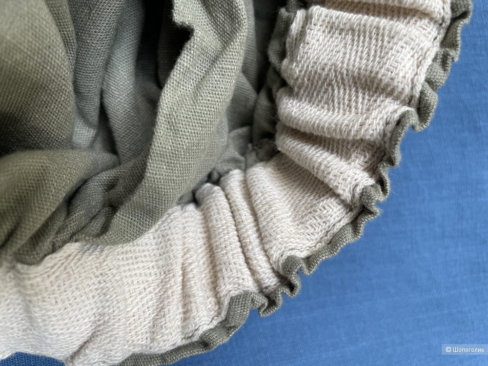 Брюки с отворотом шитье MOISELLE, 42-50