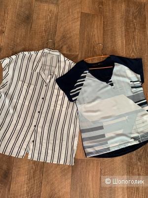 Сет: рубашка O'stin +футболка Baon , размер М