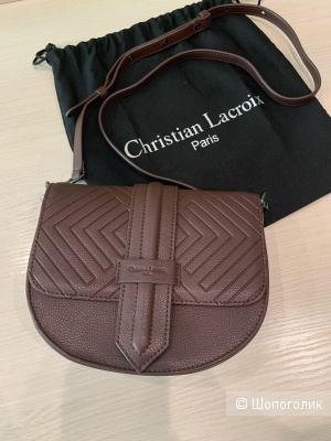 Сумка Christian Lacroix