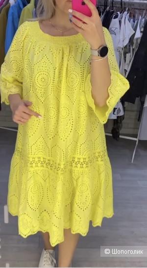 Платье шитье New collection italy, 48-54