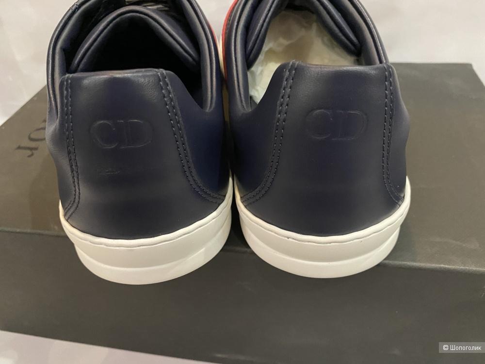 Новые кеды Dior. Р. 40 на 41.