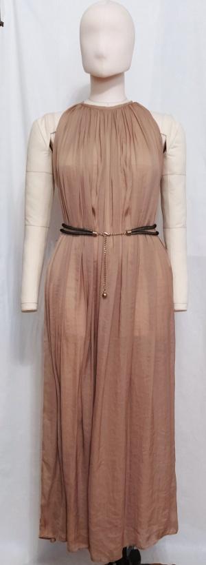 Платье макси  Zara, M, one size