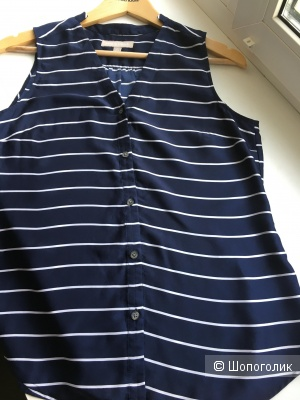 Блуза без рукавов от Banana Republic, размер XS-S