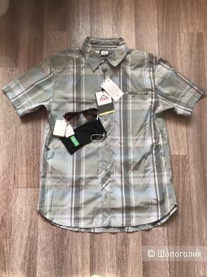 Комплект рубашка MC Kinley,48рус,очки солнцезащитные Sela,one Size