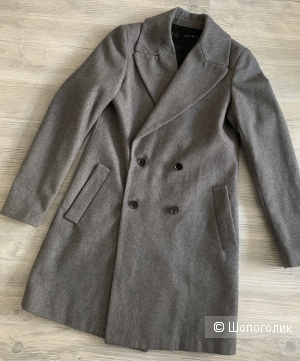 Пальто демисезонное Zara, р.XS