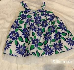 Платье United Colors of Benetton Рост 90 см.