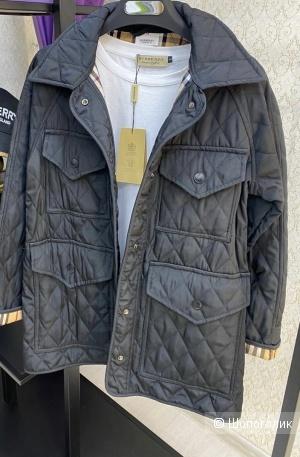 Женская куртка Burberry р.42-46